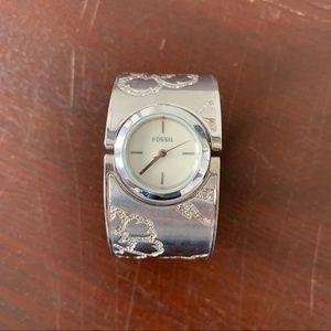Fossil Bracelet Cuff Watch